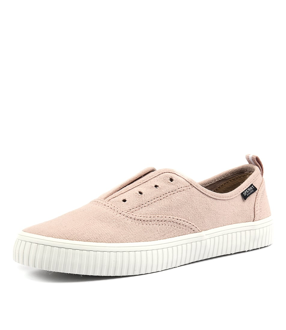 Sperry Crest Creeper Cvo Rose Flats