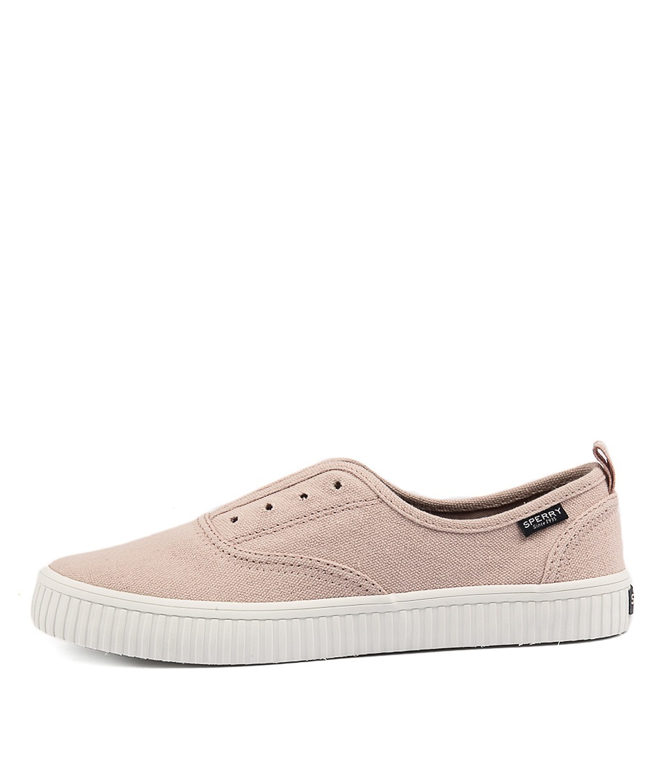 Sperry Crest Creeper Cvo Rose Flat Shoes