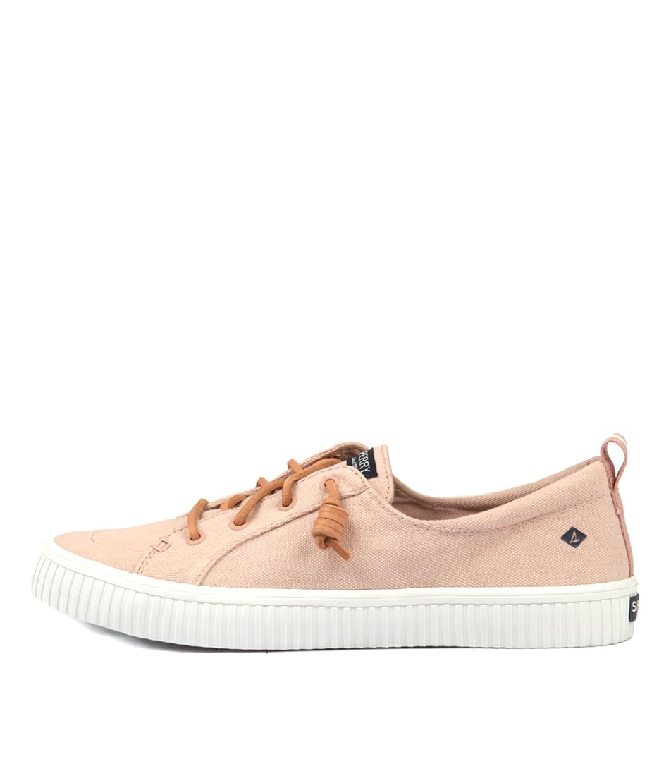 buy Sperry Crest Vibe Creeper Rose Sneakers shop Sperry Sneakers online