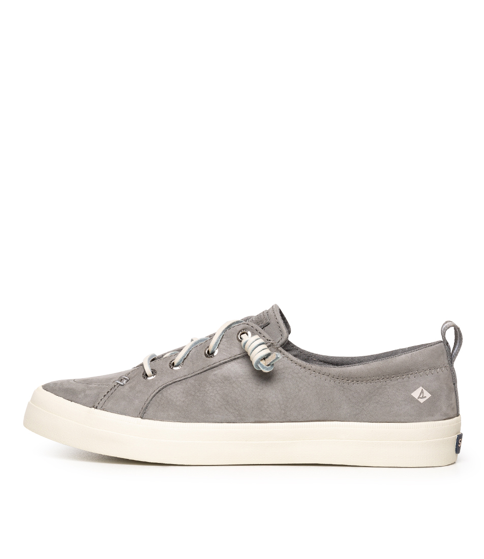 Buy Sperry Crest Vibe Washable Grey Sneakers online with free shipping