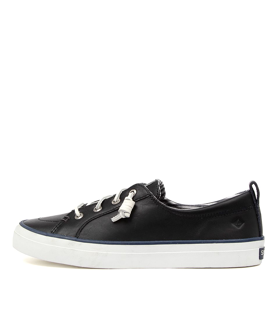 Buy Sperry Crest Vibe 85 Th Aniversary Sp Navy Sneakers online with free shipping