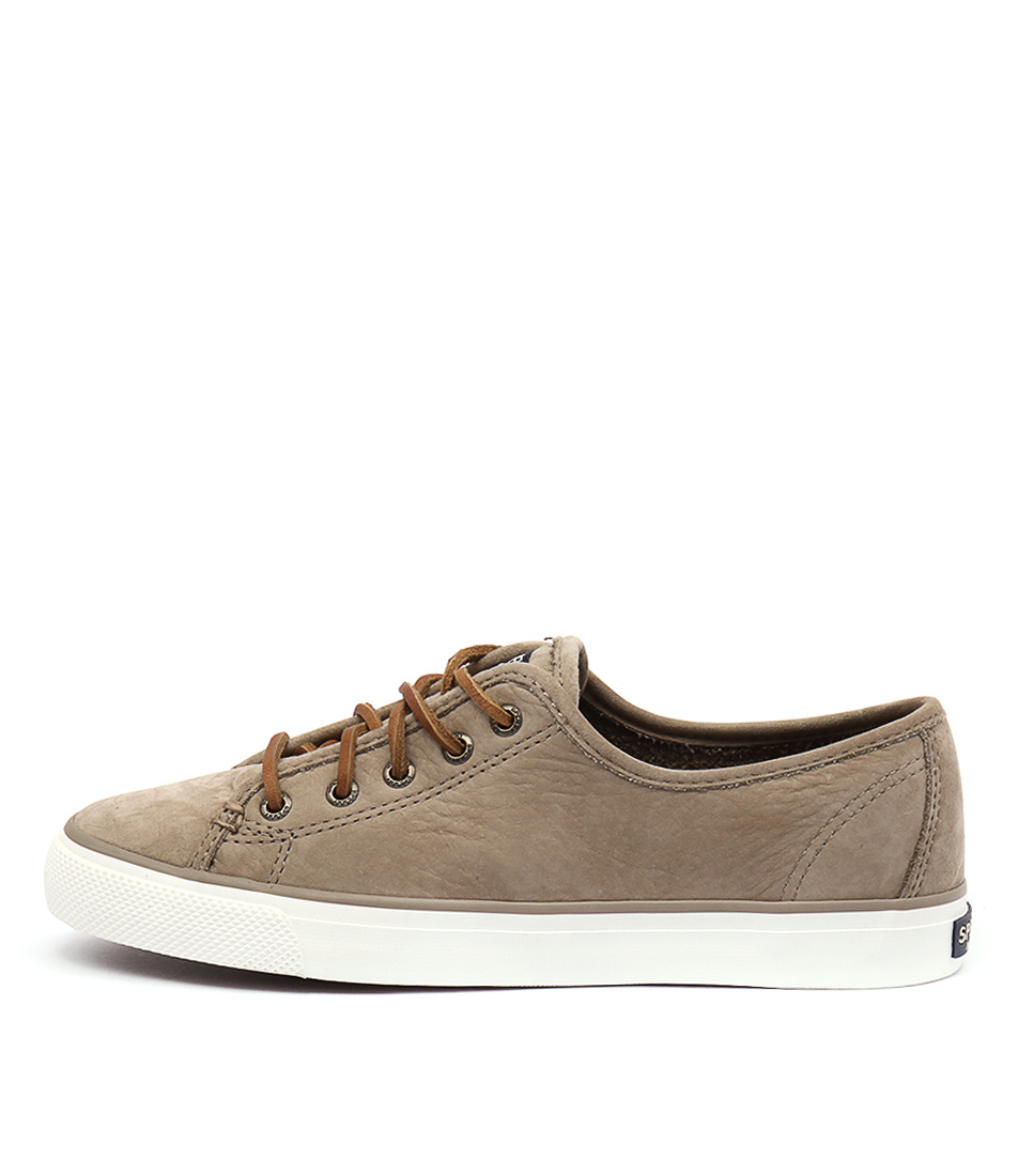 Sperry Seacoast Washable Leather Sand Sneakers