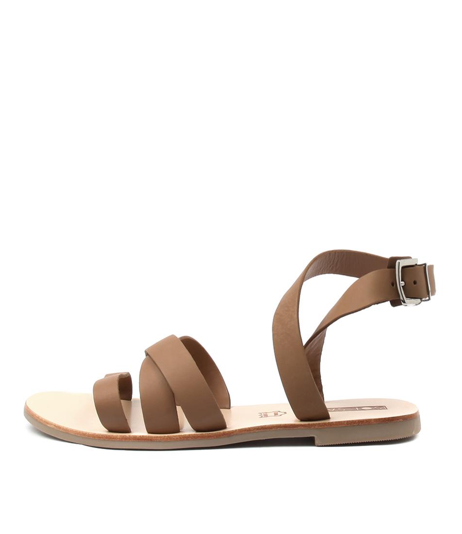 Sol Sana Clash Sandal Tan Sandals