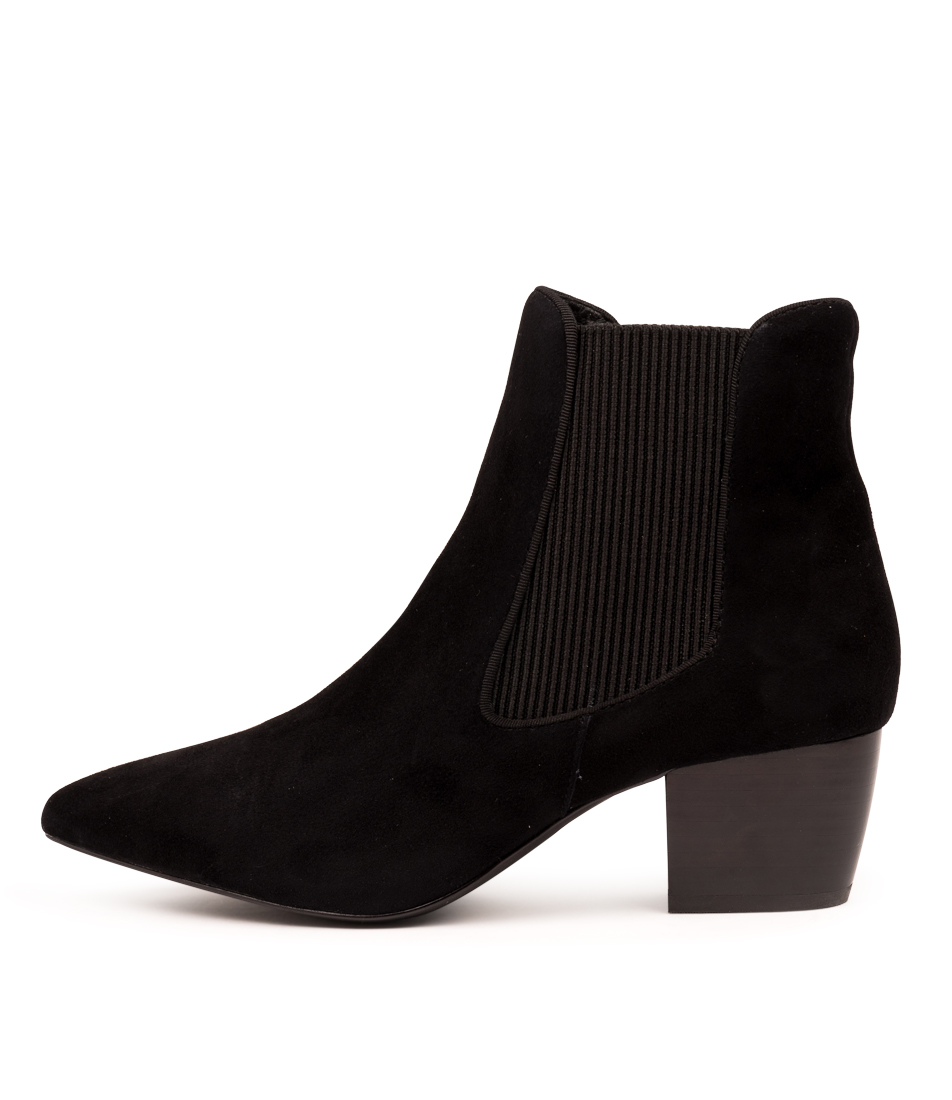 Buy Sol Sana Ella Boot Black Ankle Boots online with free shipping