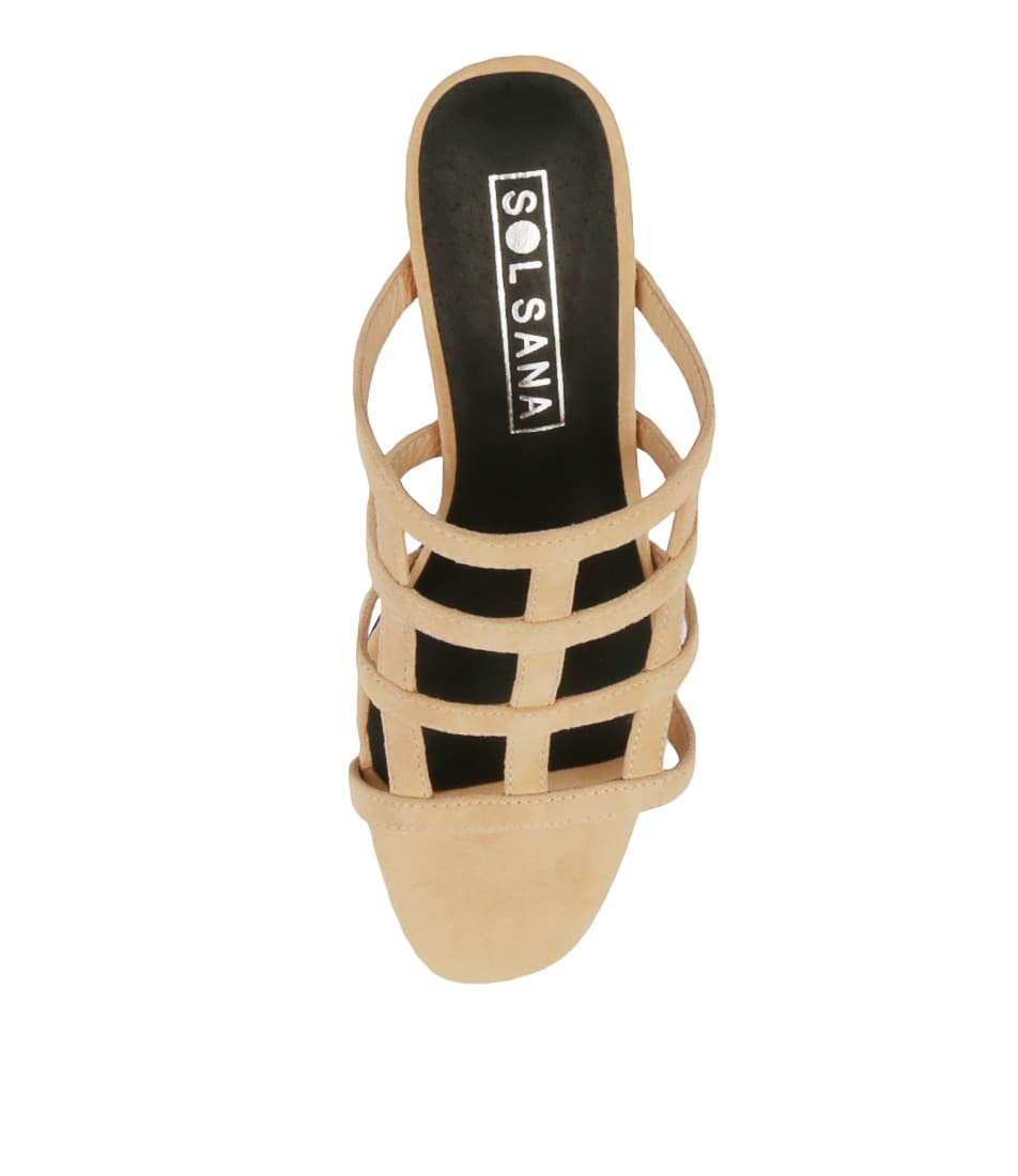 New-Sol-Sana-Spencer-Mule-Womens-Shoes-Casual-Shoes-Heeled