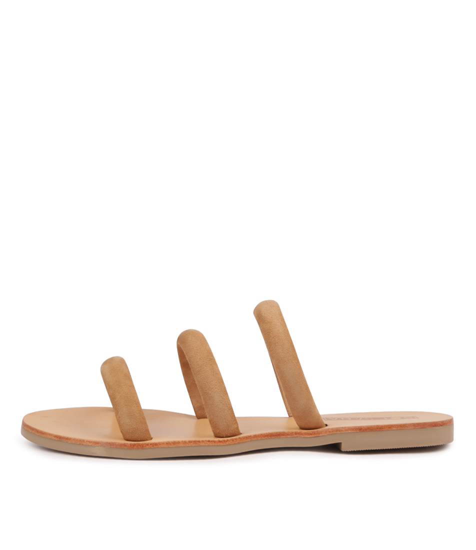 Buy Sol Sana Pam Slide Sand Flat Sandals online with free shipping