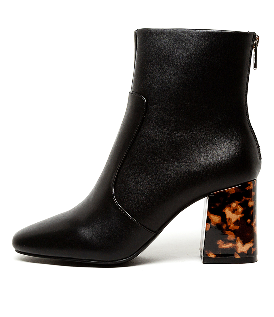 Buy Sol Sana Cecile Boot Black Dress Ankle Boots online with free shipping