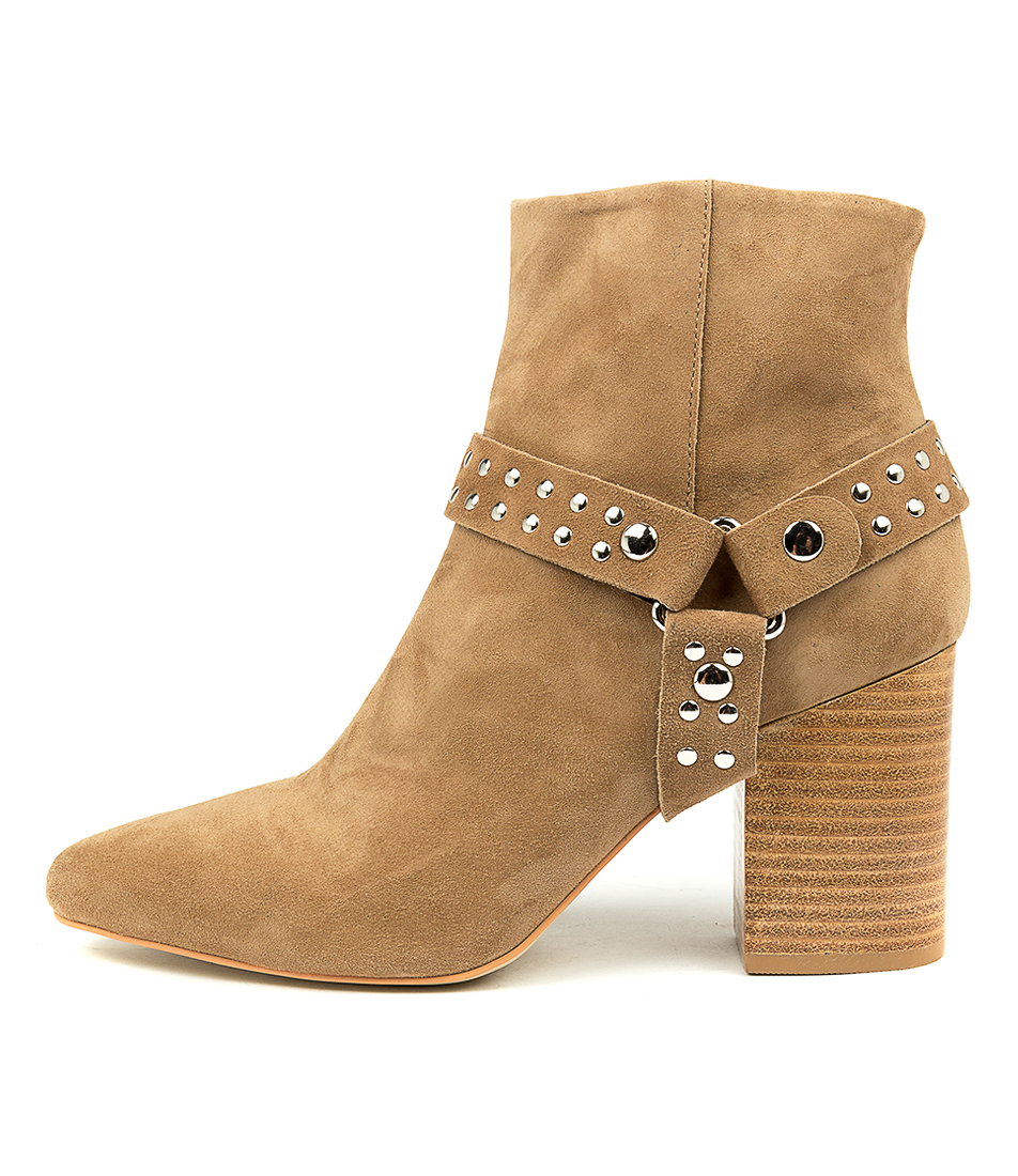 Buy Sol Sana Tegan Ii Boot Tobacco Ankle Boots online with free shipping