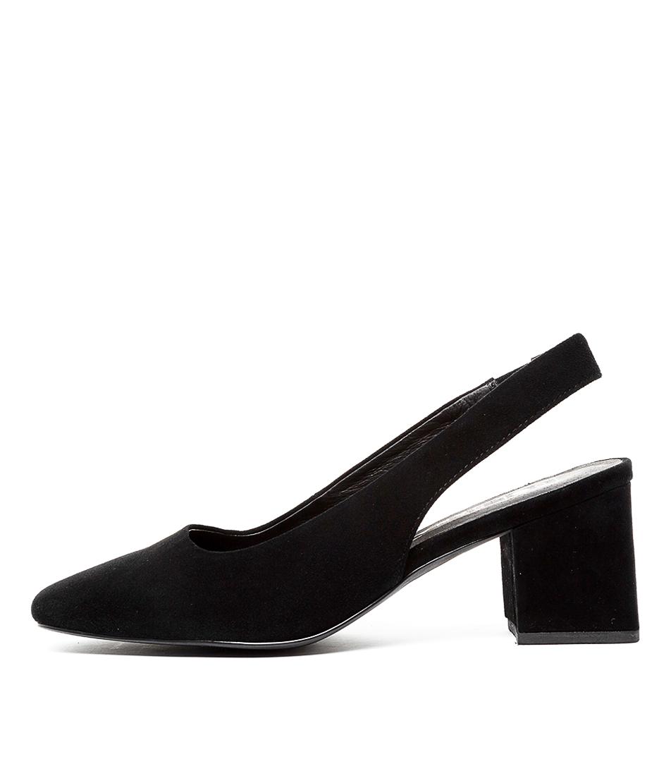 Buy Sol Sana Katie Heel Black High Heels online with free shipping