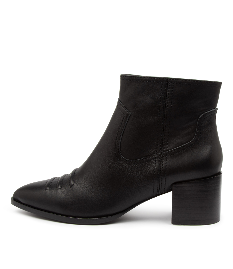 Buy Sol Sana Wylie Boot Ss Black Ankle Boots online with free shipping