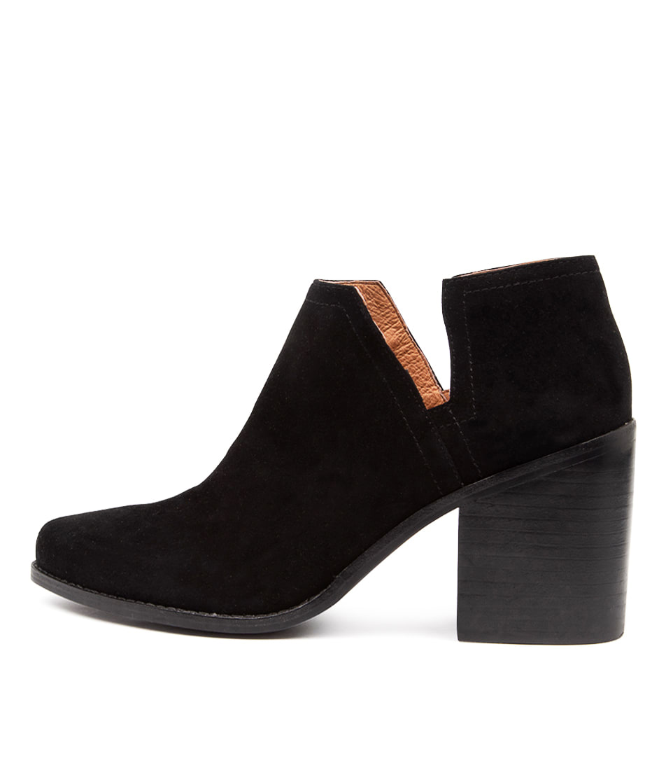 Buy Sol Sana Stuart Boot Ss Black Ankle Boots online with free shipping