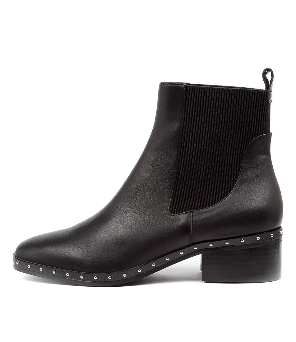 Buy Sol Sana Jerry Boot Ss Black Ankle Boots online with free shipping