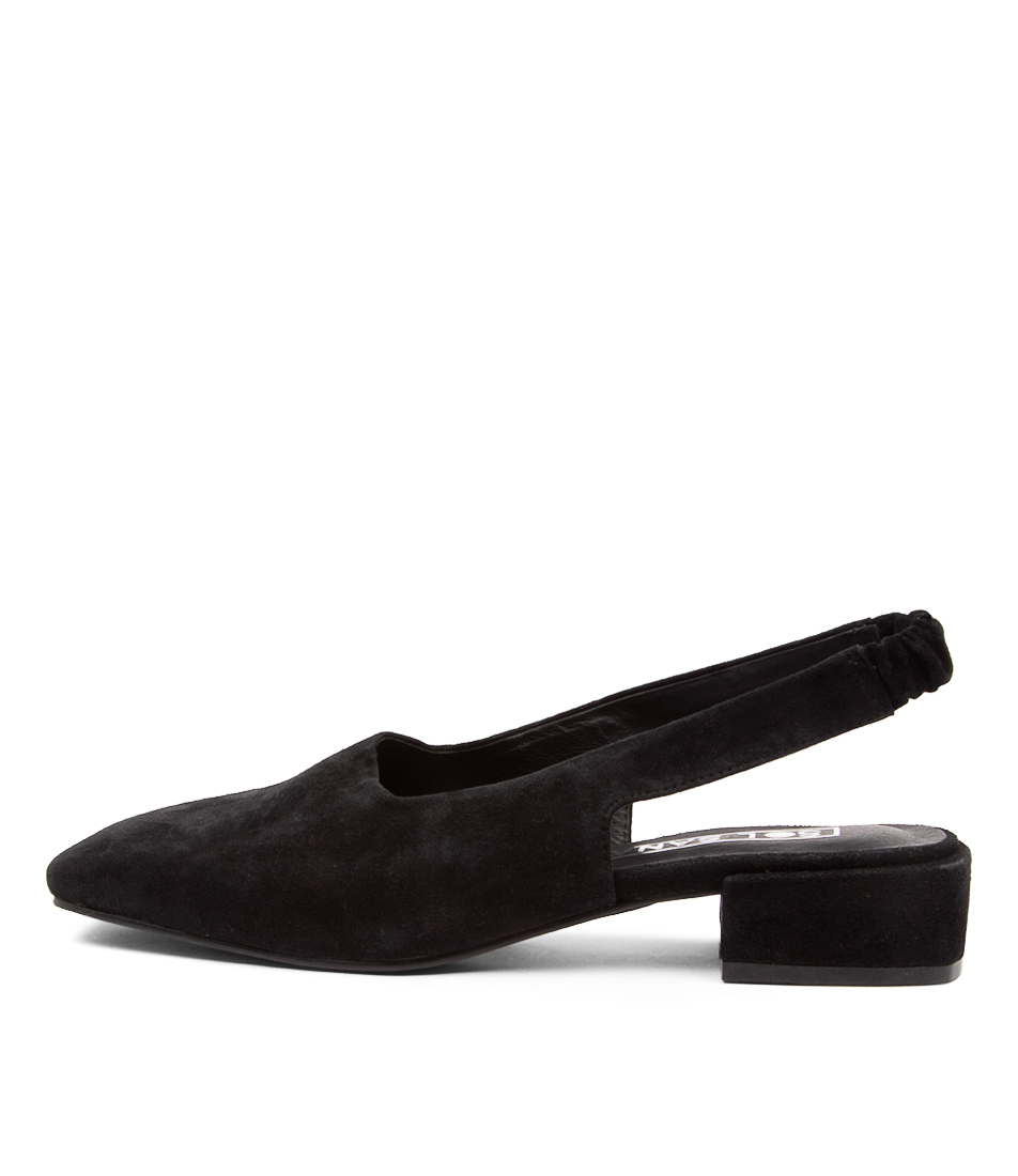 Buy Sol Sana Avalon Flat Ss Black High Heels online with free shipping
