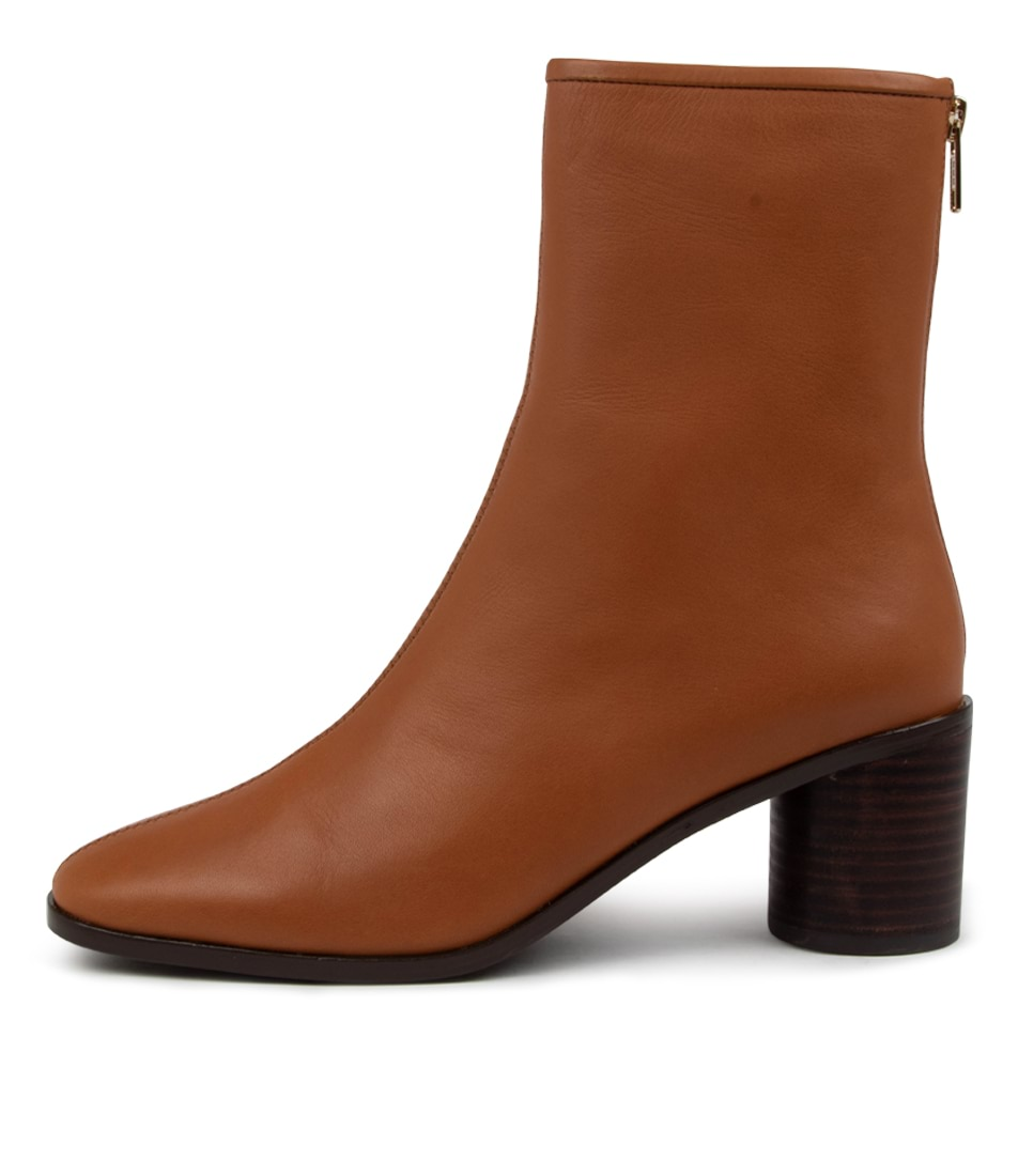 Buy Sol Sana Ethan Boot Ss Toffee Ankle Boots online with free shipping