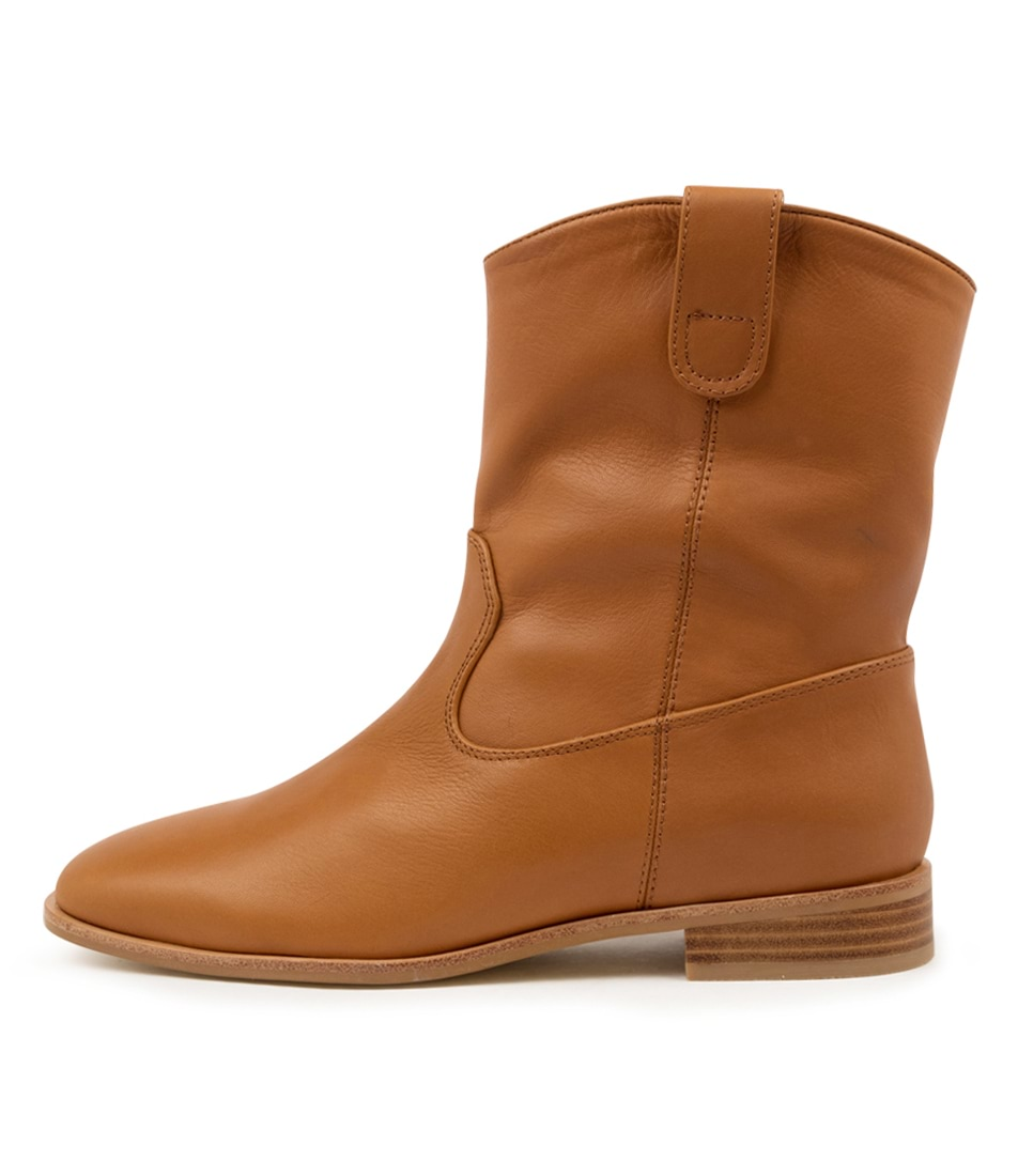 Buy Sol Sana Matteo Boot Ss Toffee Ankle Boots online with free shipping