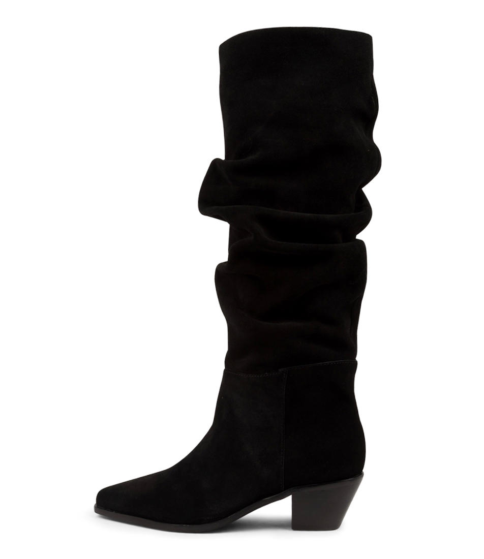 Buy Sol Sana Tyler Boot Ss Black Long Boots online with free shipping
