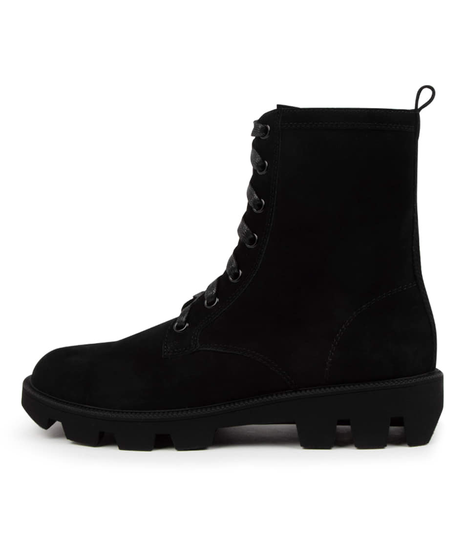 Buy Sol Sana Liam Boot Ss Black Ankle Boots online with free shipping