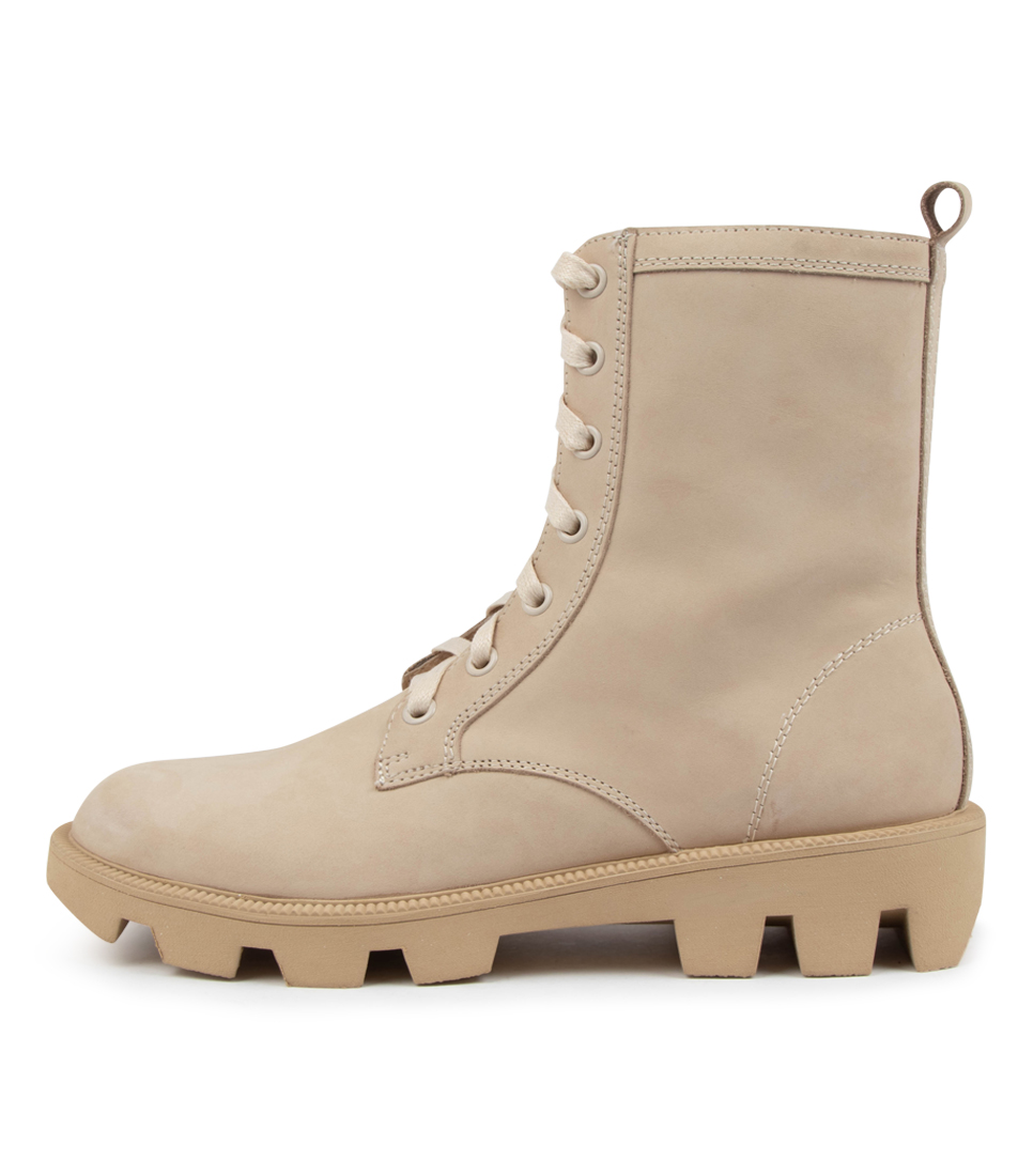 Buy Sol Sana Liam Boot Ss Light Taupe Ankle Boots online with free shipping