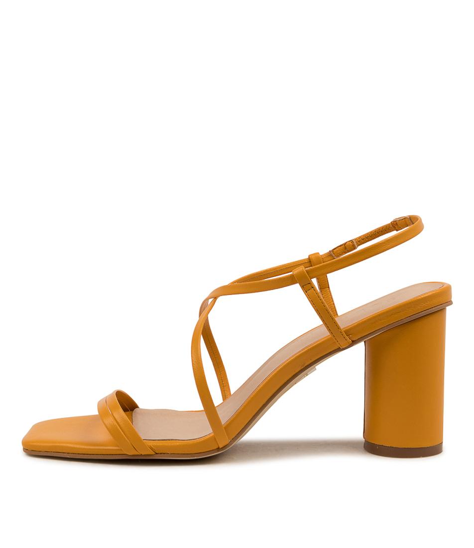 Buy Sol Sana Nova Heel Ss Mango Heeled Sandals online with free shipping