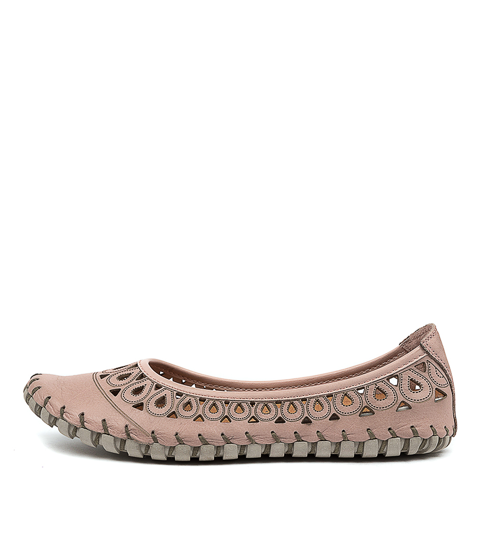 Buy Stegmann Kasey St Blush Flats online with free shipping