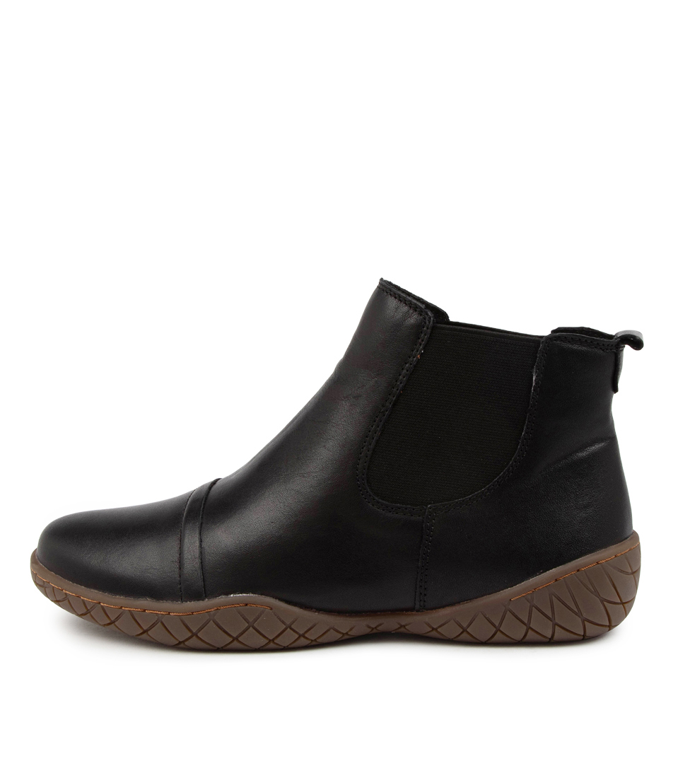 Buy Stegmann Kaia St Black Ankle Boots online with free shipping