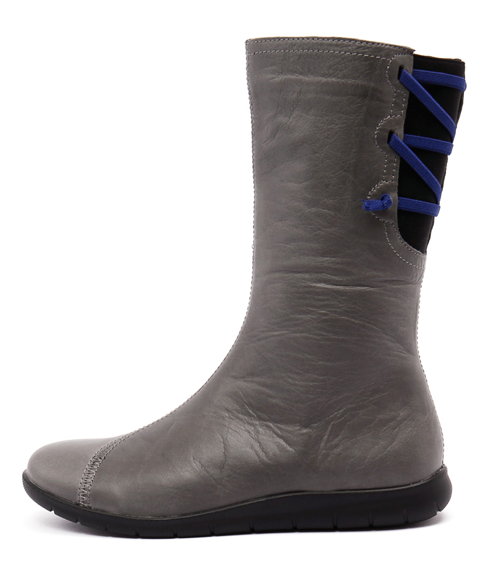 Stegmann Effort St Grey Boots
