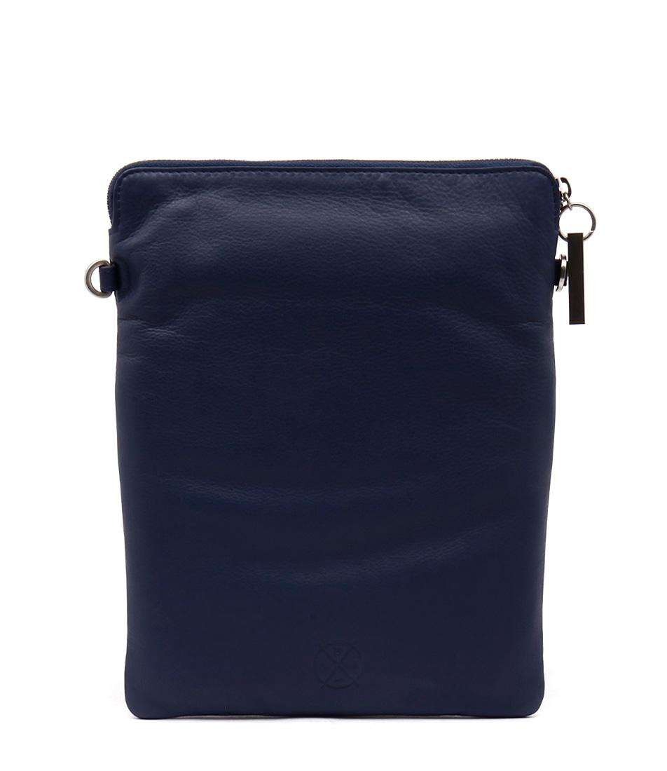Stitch & Hide Ruby Clutch Bag Ocean Bags