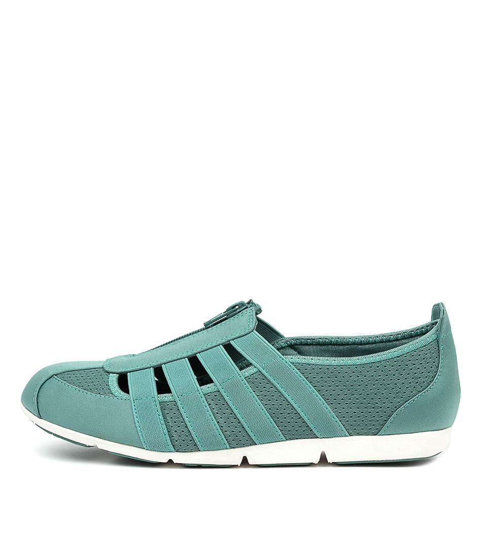 Buy Supersoft Scottie Teal Sneakers online with free shipping