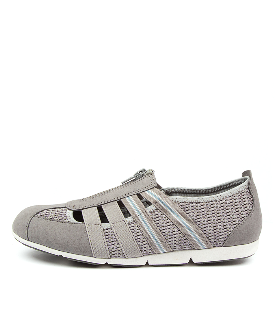 Buy Supersoft Scottie Grey Lt Blue Sneakers online with free shipping