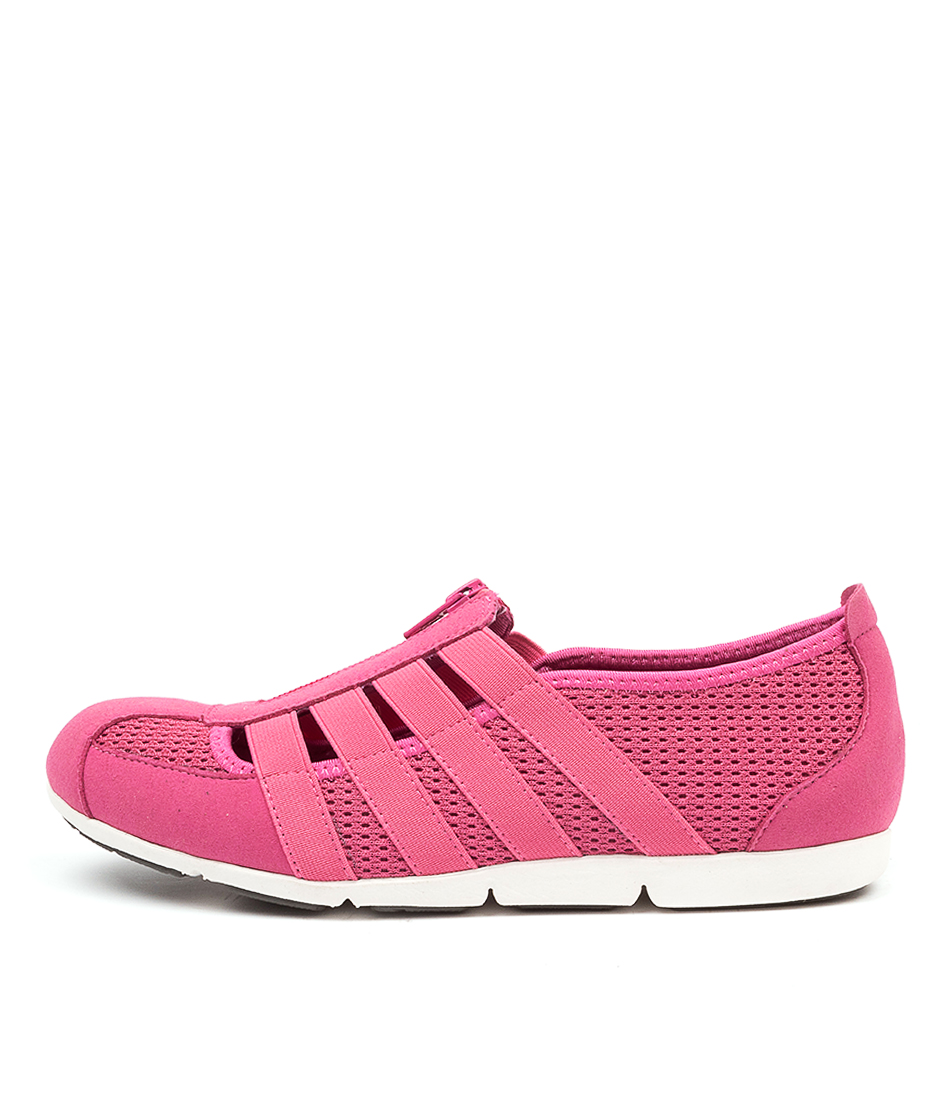 Buy Supersoft Scottie Hot Pink Sneakers online with free shipping