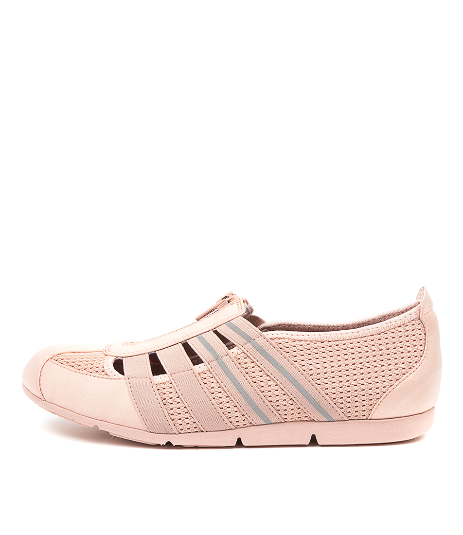 Buy Supersoft Scottie Blush Silver Sneakers online with free shipping
