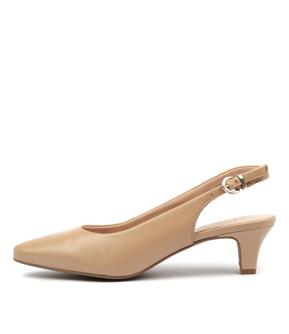 Buy Supersoft Linden Su Nude High Heels online with free shipping