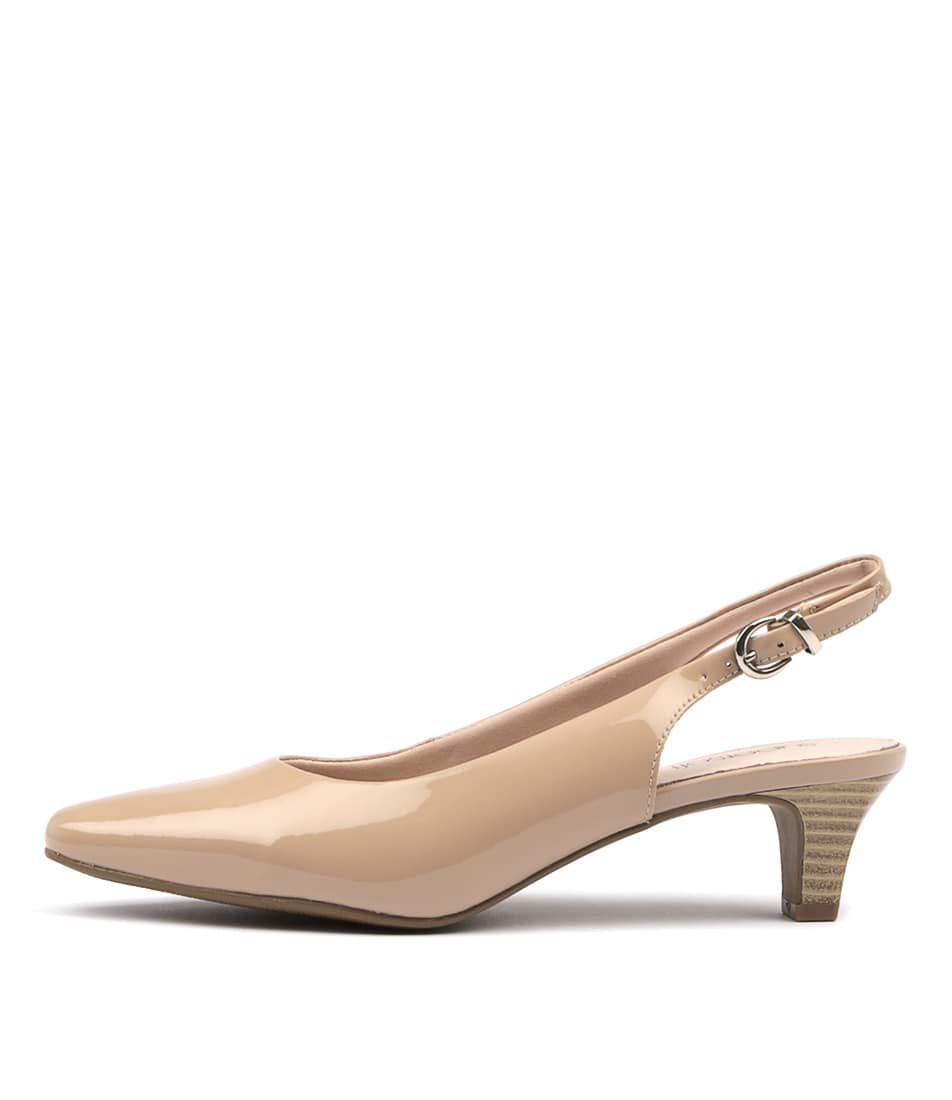 Supersoft Linden Su Nude Heeled Shoes