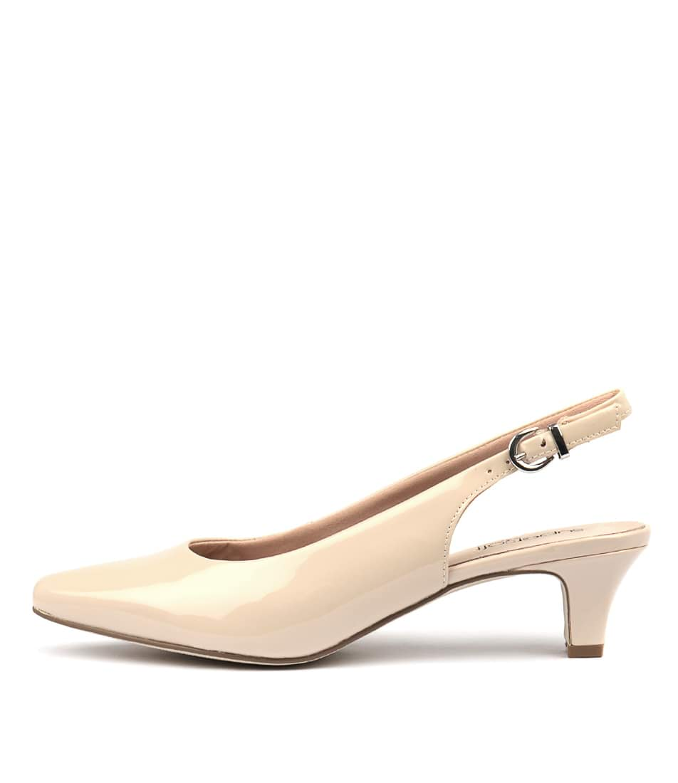 Buy Supersoft Linden Su Pale Blush High Heels online with free shipping