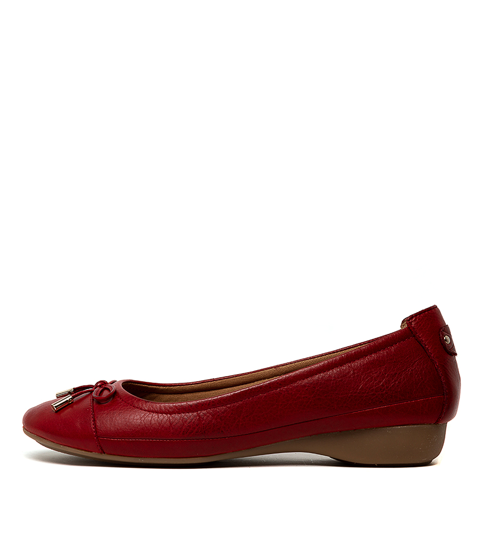 Buy Supersoft Embark Red E Flats online with free shipping
