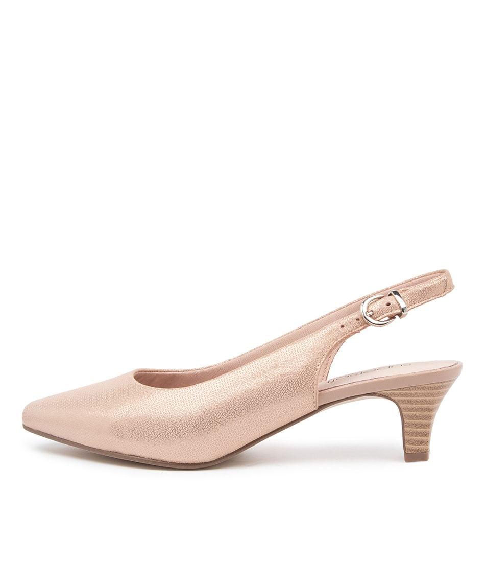 Buy Supersoft Linden2 Blush Diamond High Heels online with free shipping