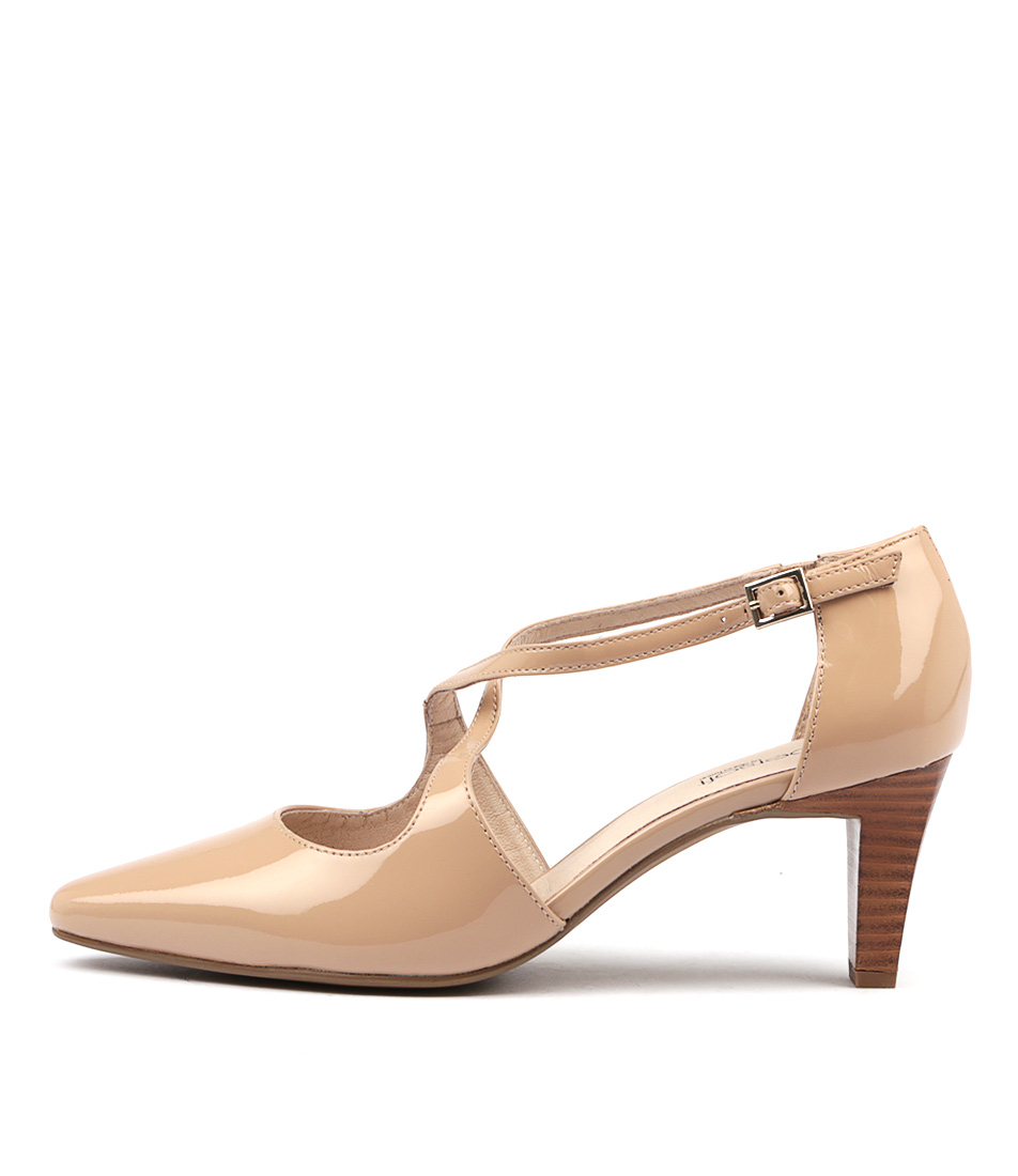Supersoft Marnee Nude Heeled Shoes