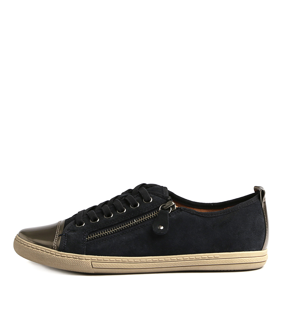 Buy Supersoft Alfie Su Dark Blue Sneakers online with free shipping