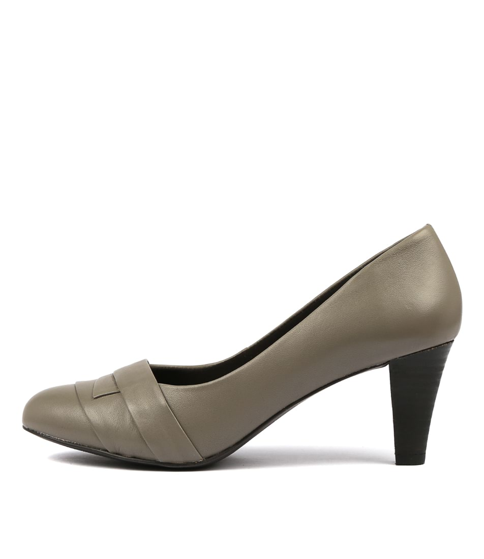 Buy Supersoft Janina Grey High Heels online with free shipping