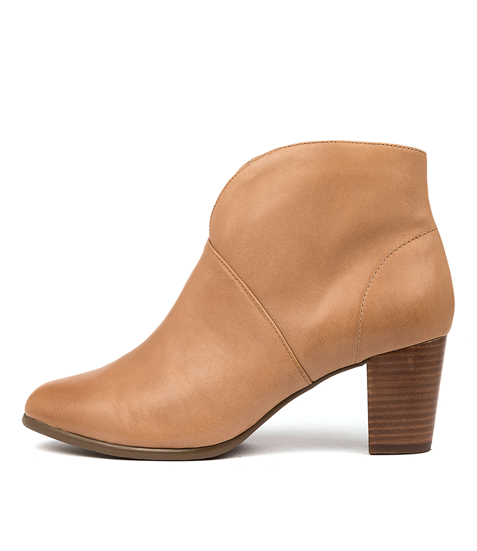 Buy Supersoft Christina Tan Ankle Boots online with free shipping