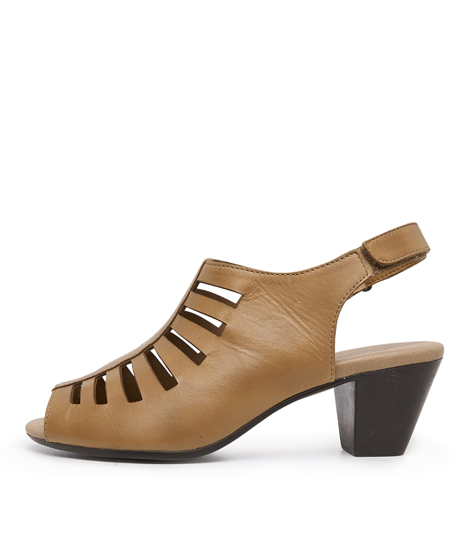 Buy Supersoft Inessa Tan E Heeled Sandals online with free shipping