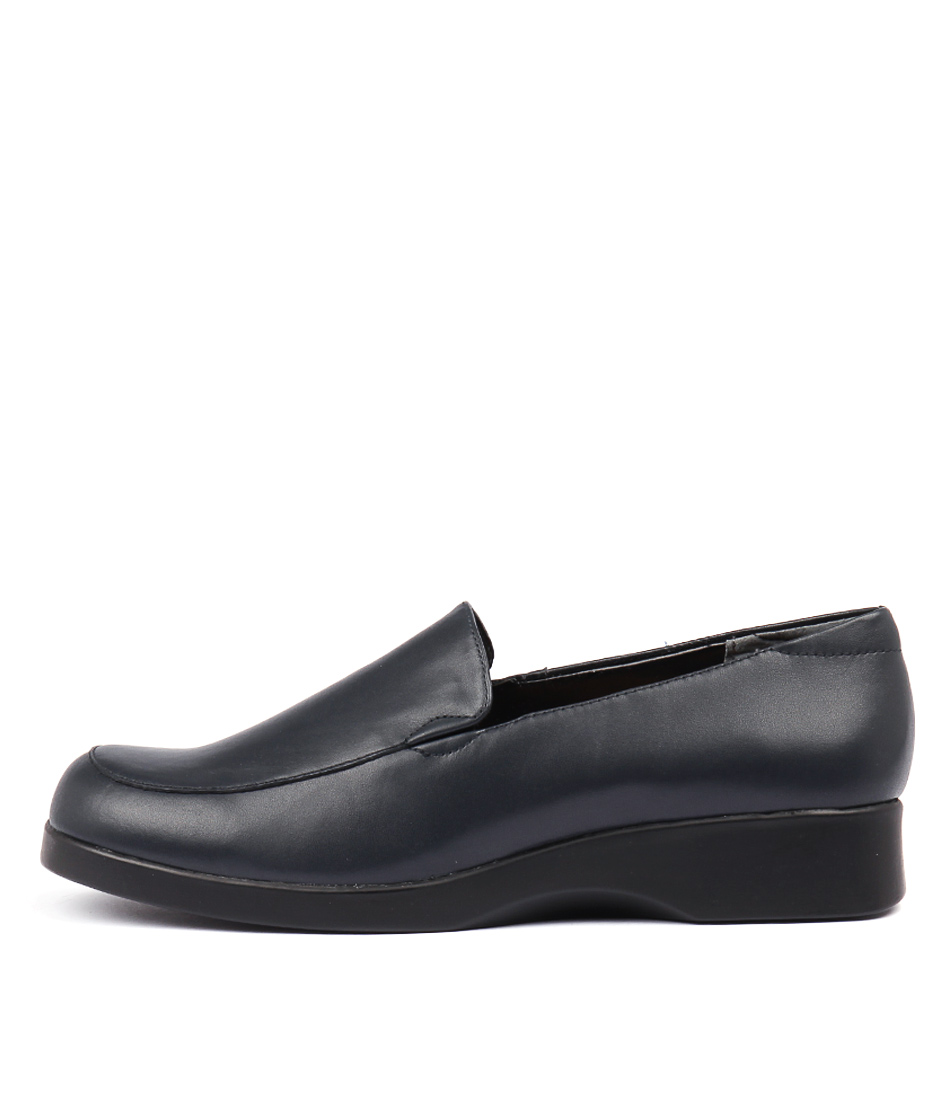 Buy Supersoft Nature Navy Flats online with free shipping