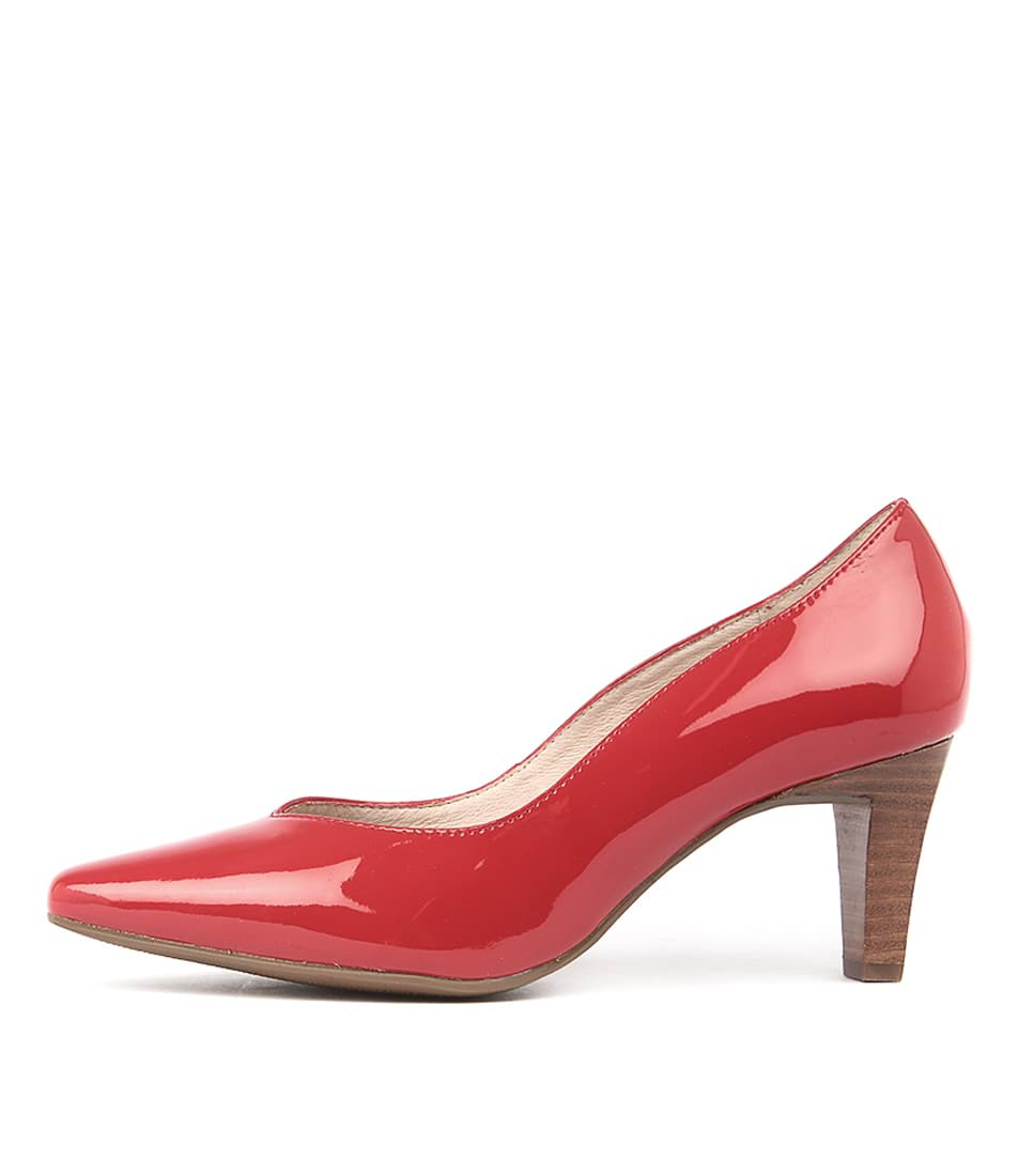 Buy Supersoft Martine Su Red High Heels online with free shipping