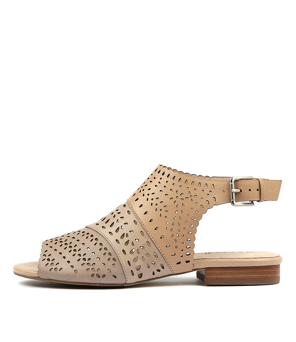 Buy Supersoft Elezar Nude Multi Sandals online with free shipping