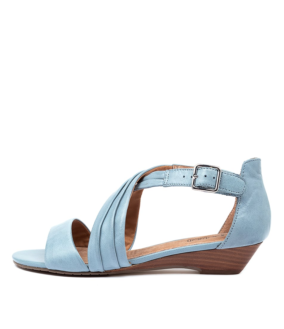 Buy Supersoft Baelon Light Denim Sandals Flat Sandals online with free shipping
