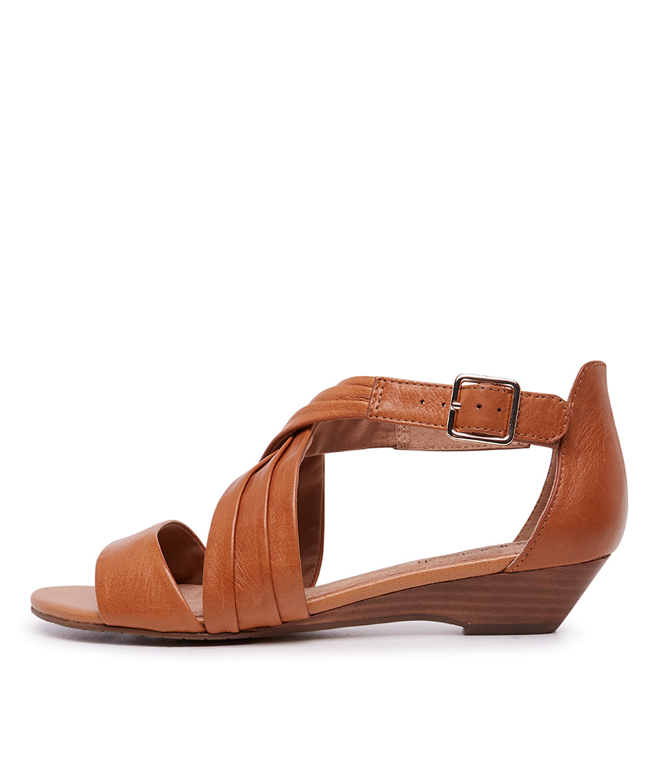 Buy Supersoft Baelon Tan Sandals Flat Sandals online with free shipping