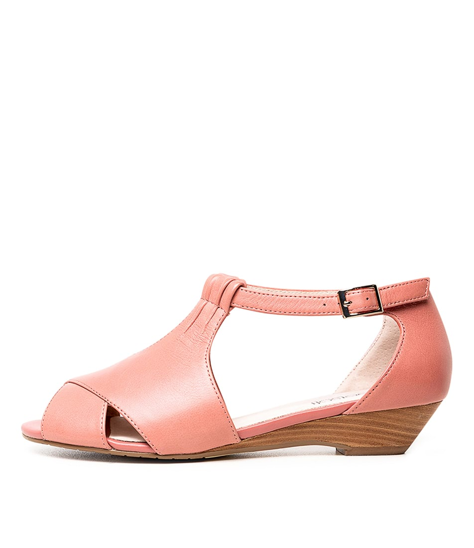 Buy Supersoft Bono2 Blush Heeled Sandals online with free shipping