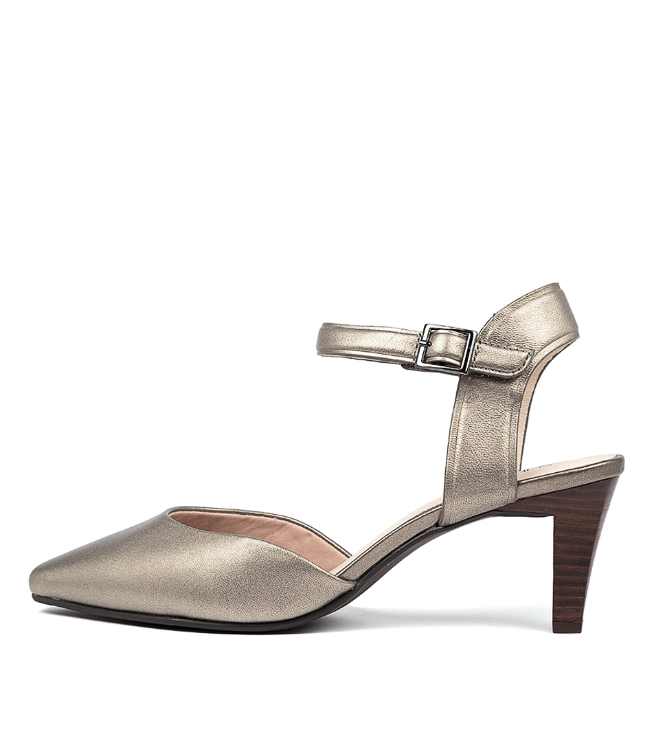 Buy Supersoft Majesta Pewter High Heels online with free shipping