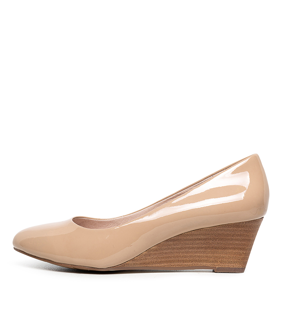 Buy Supersoft Claira Nude High Heels online with free shipping
