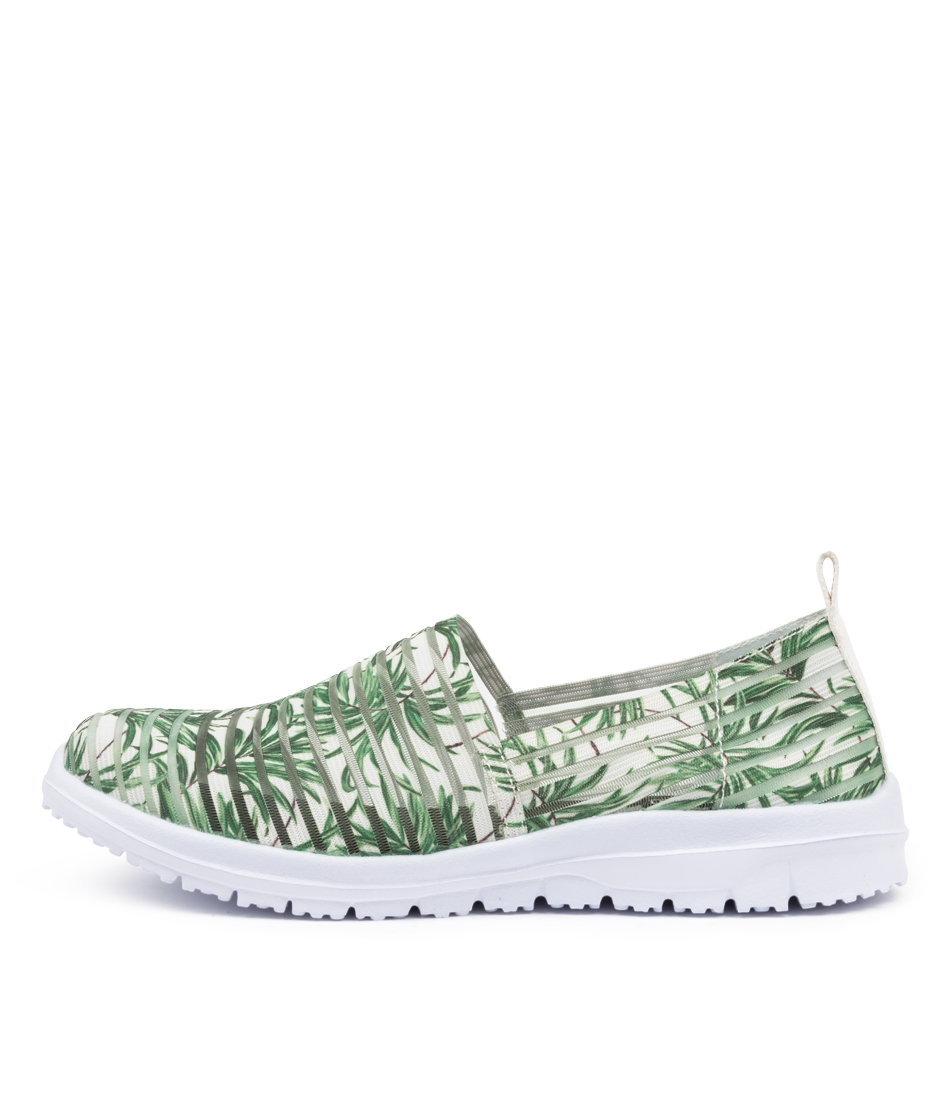 Buy Supersoft Camero Palm Print Sneakers online with free shipping